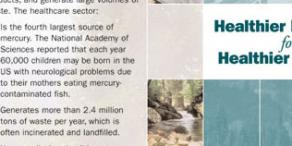 EPA Healthy Hospital Brochure