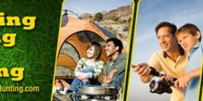 Camping Fishing and Hunting
