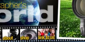 A Photographers's World Website