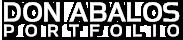 Don Abalos Online Portfolio